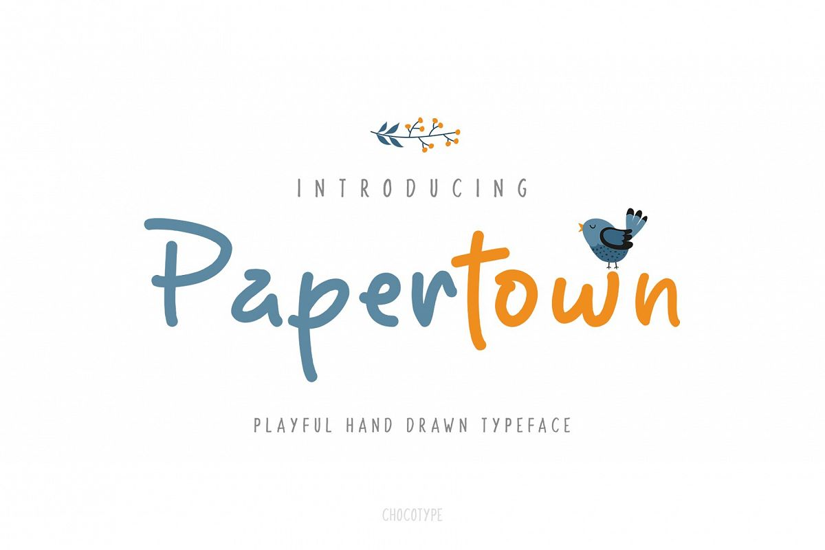 Papertown example image 1