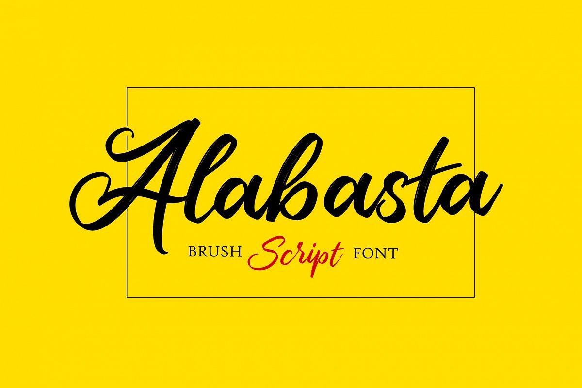 Alabasta Script example image 1