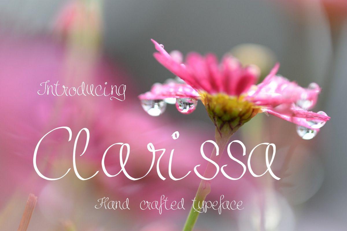 Clarissa Font example image 1