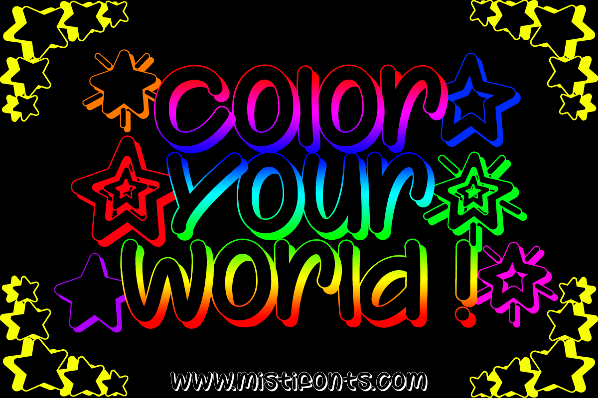 Color Your World example image 1
