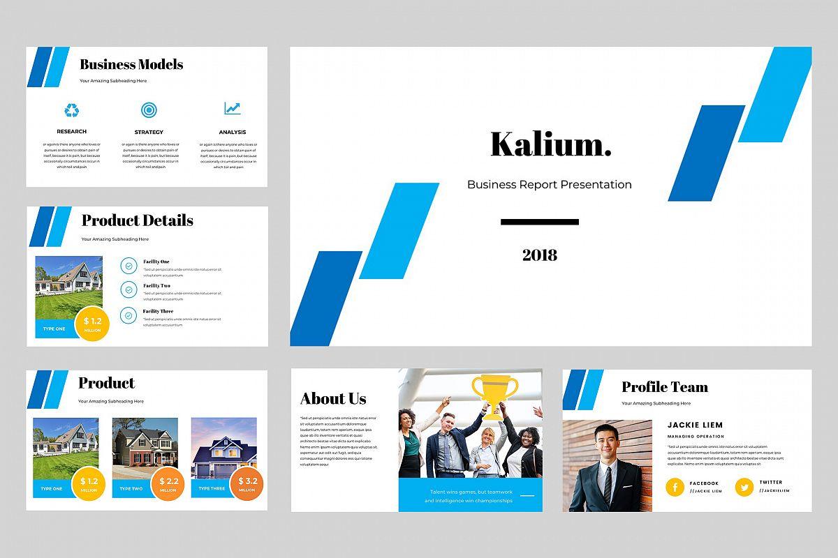 Keynote Presentation   Kalium Keynote Presentation
