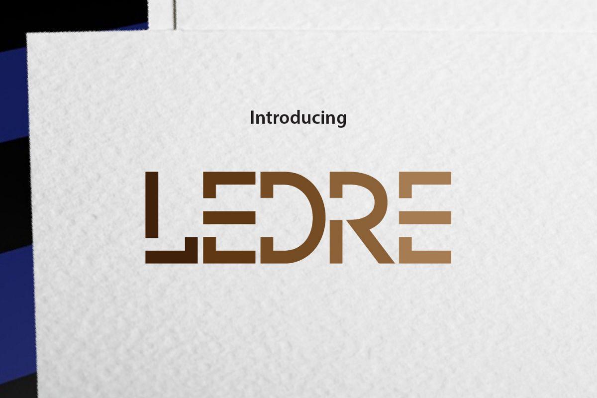 LEDRE example image 1
