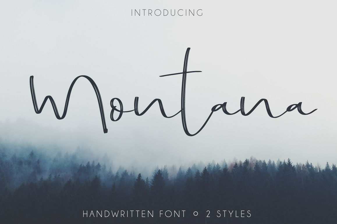 Montana Script example image 1