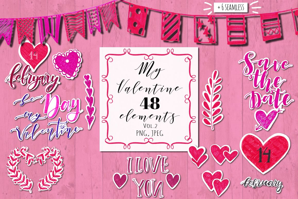 My Valentine Vol. 2 example image 1