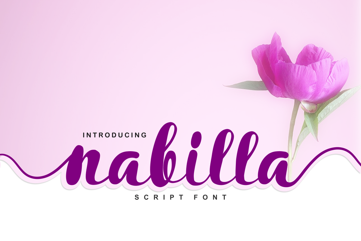 Nabilla Script example image 1