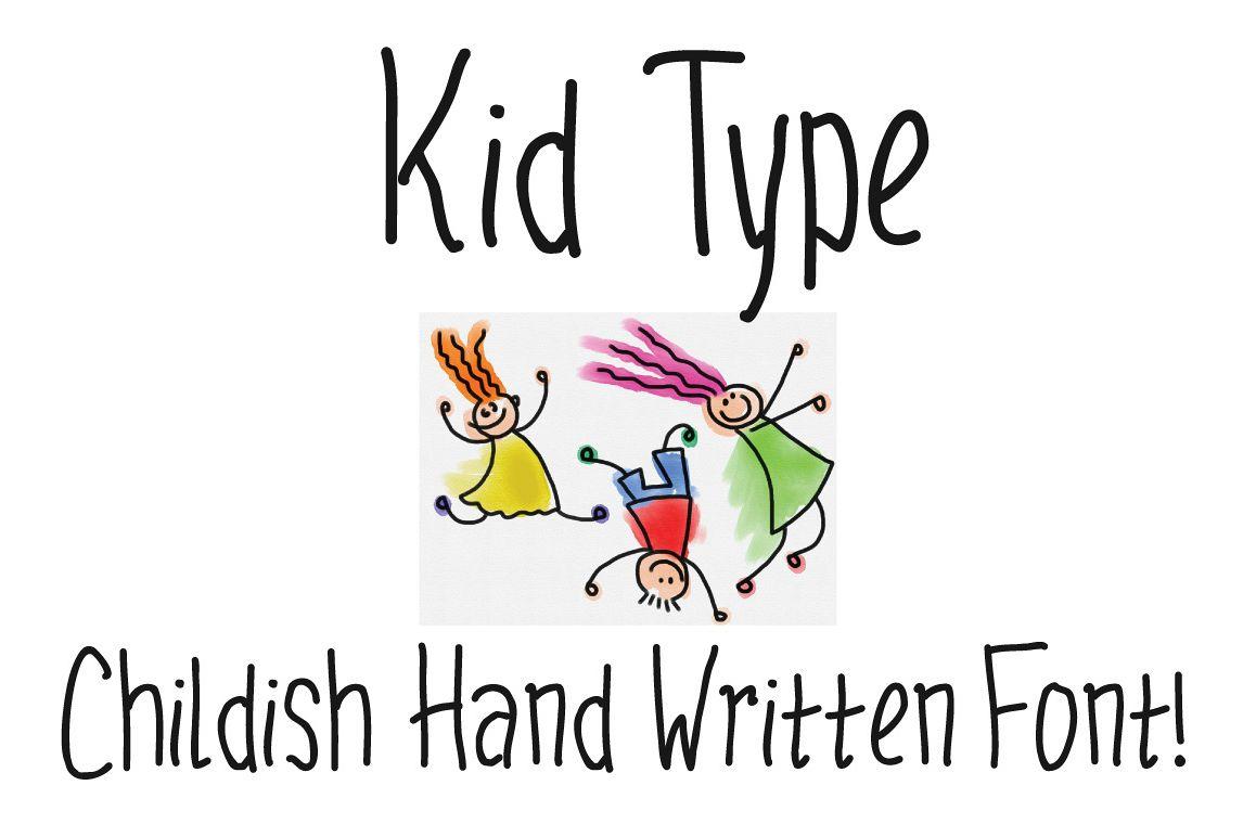 Kid Type example image 1