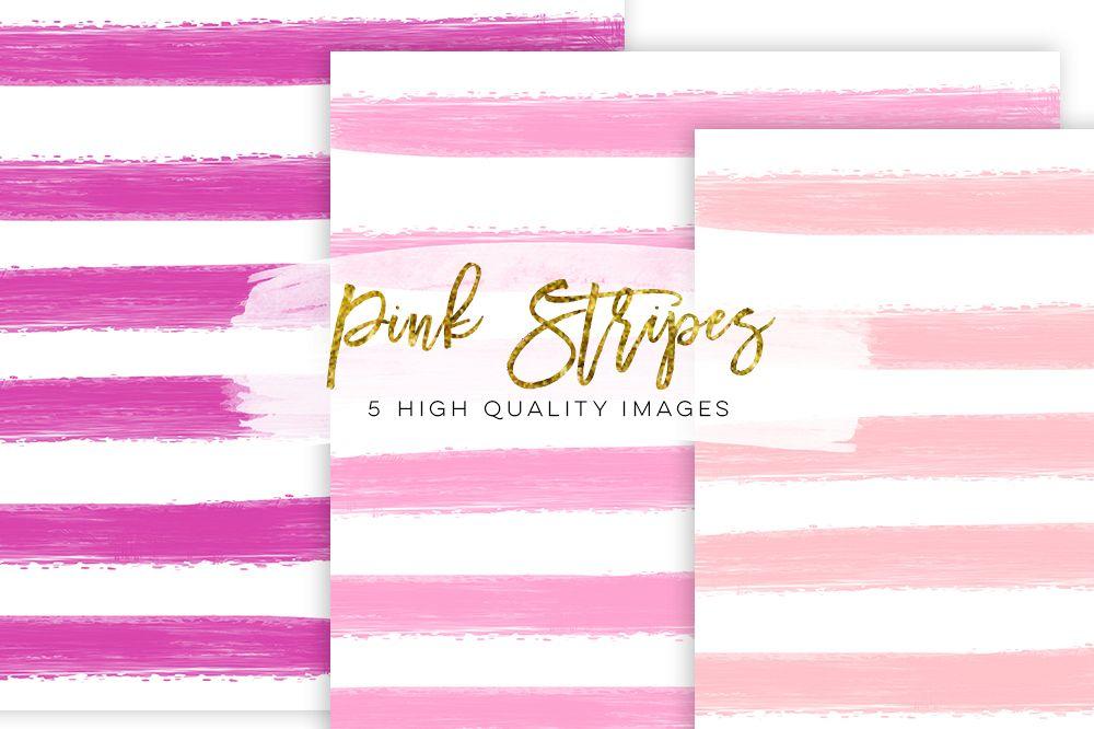 Digital Paper Watercolor Stripes, confetti Digital Watercolor Stripes, school clipart scrapbook paper, digital paper modern glitter confetti example image 1