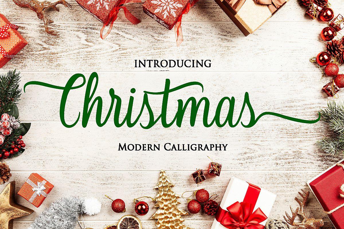 Christmas example image 1