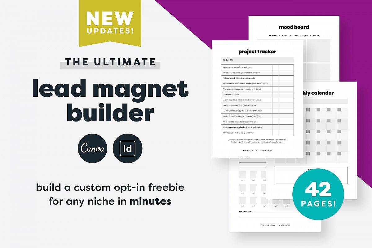 The Ultimate Lead Magnet Bundle example image 1