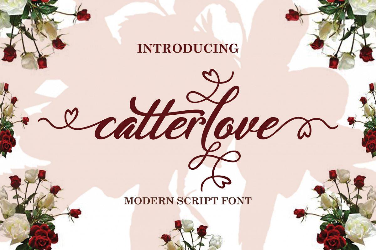 Catterlove Script example image 1
