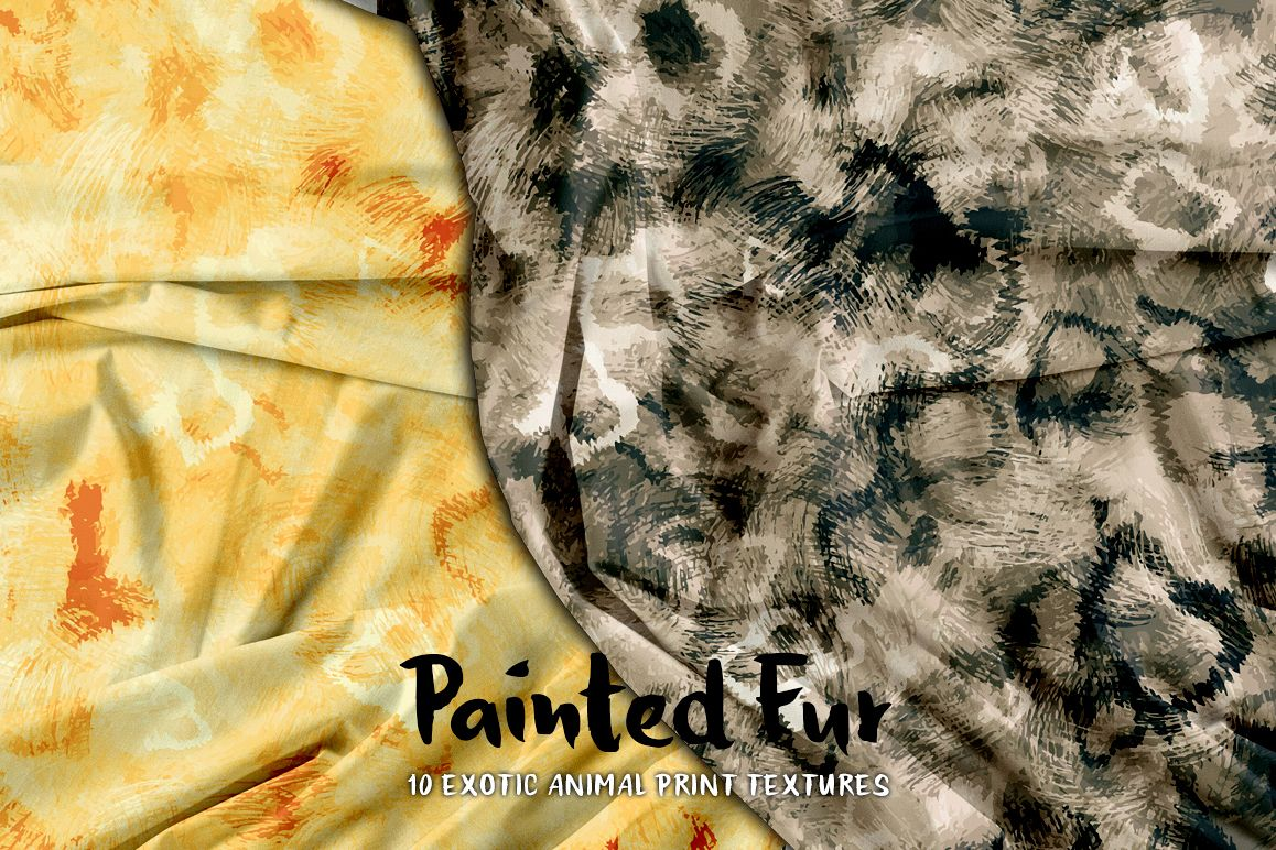 Painted Fur example image 1