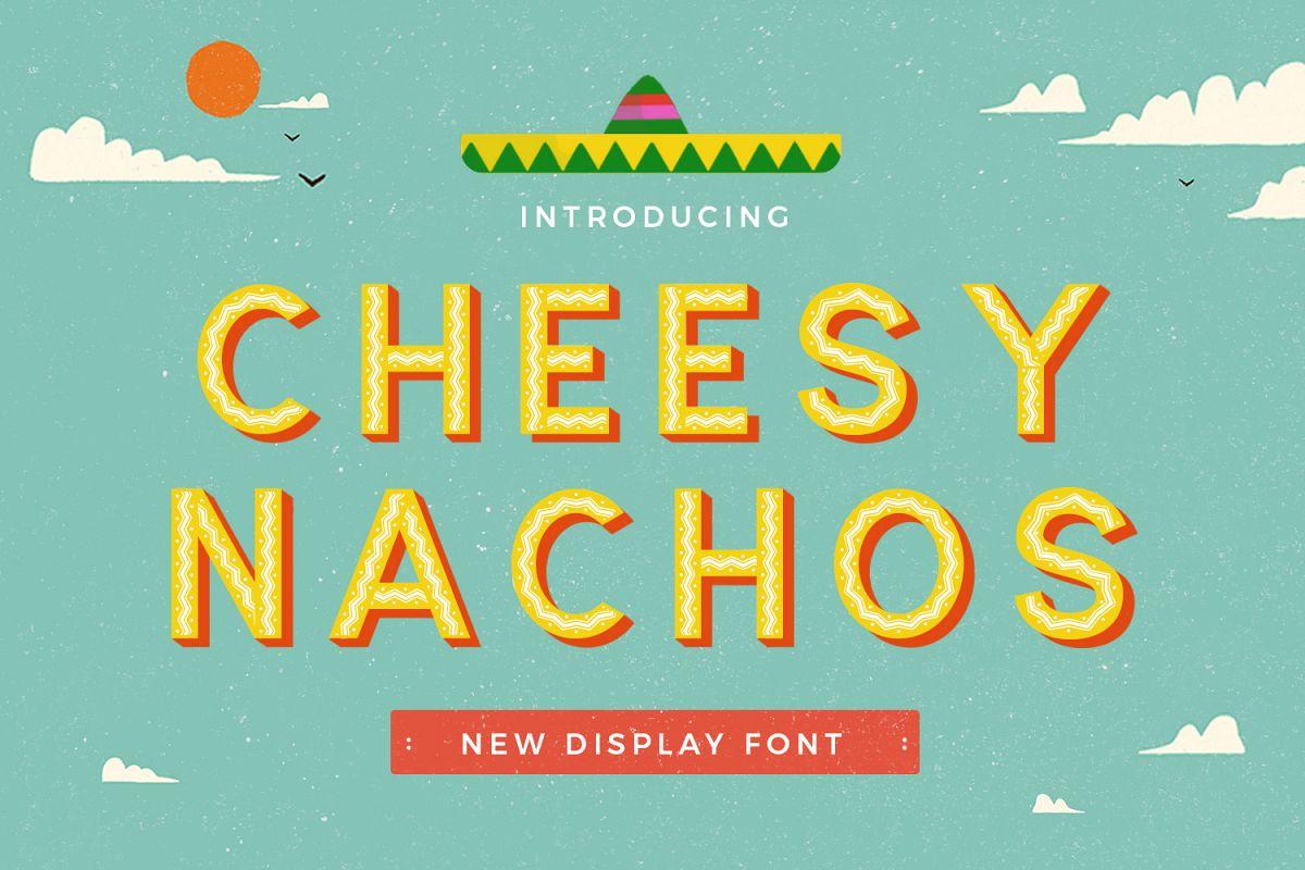 Cheesy Nachos example image 1