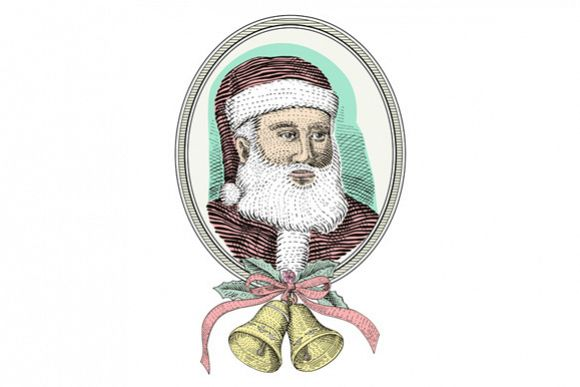 Father Christmas Santa Claus example image 1