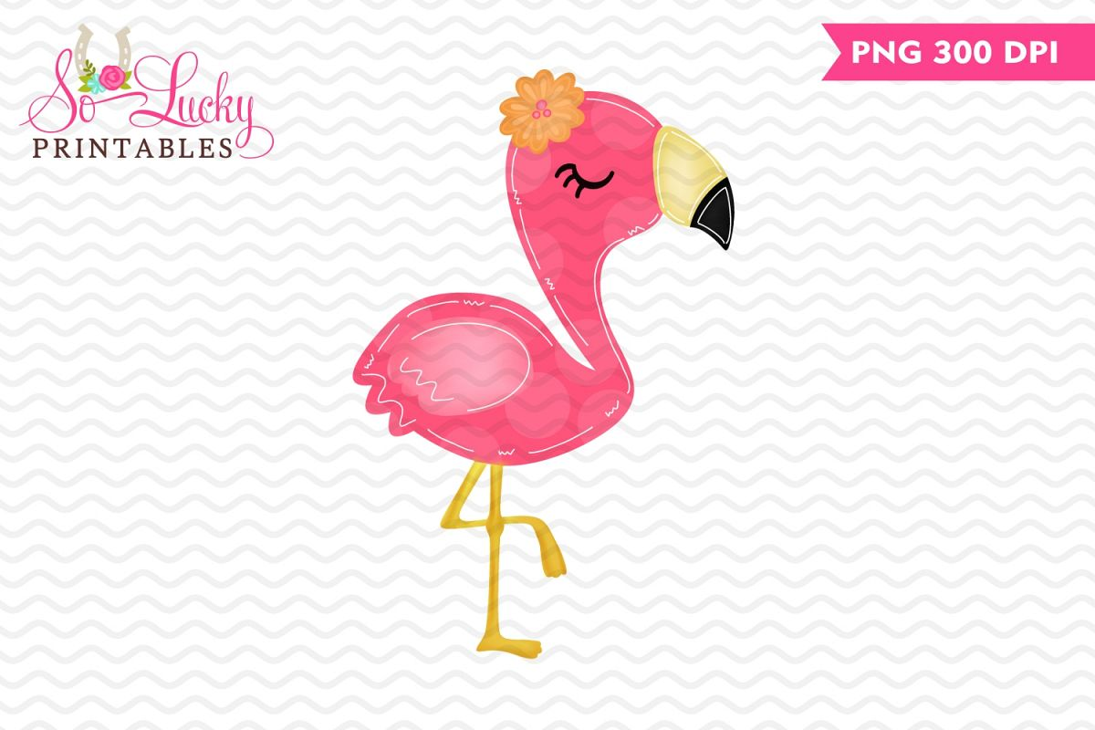 This is a photo of Printable Flamingo Template for pink flamingo