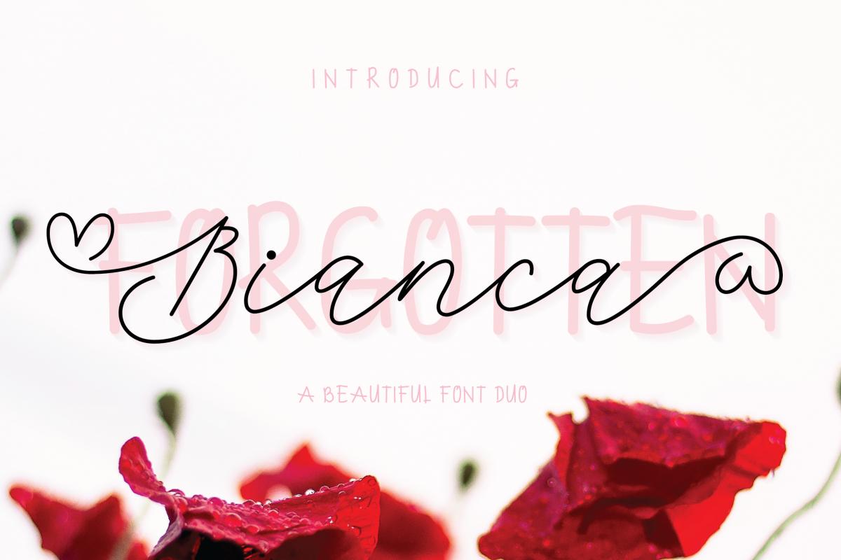Bianca Forgotten Duo example image 1