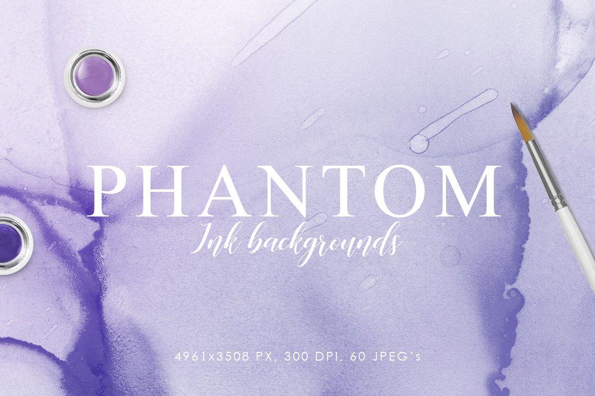 Phantom Ink Backgrounds example image 1