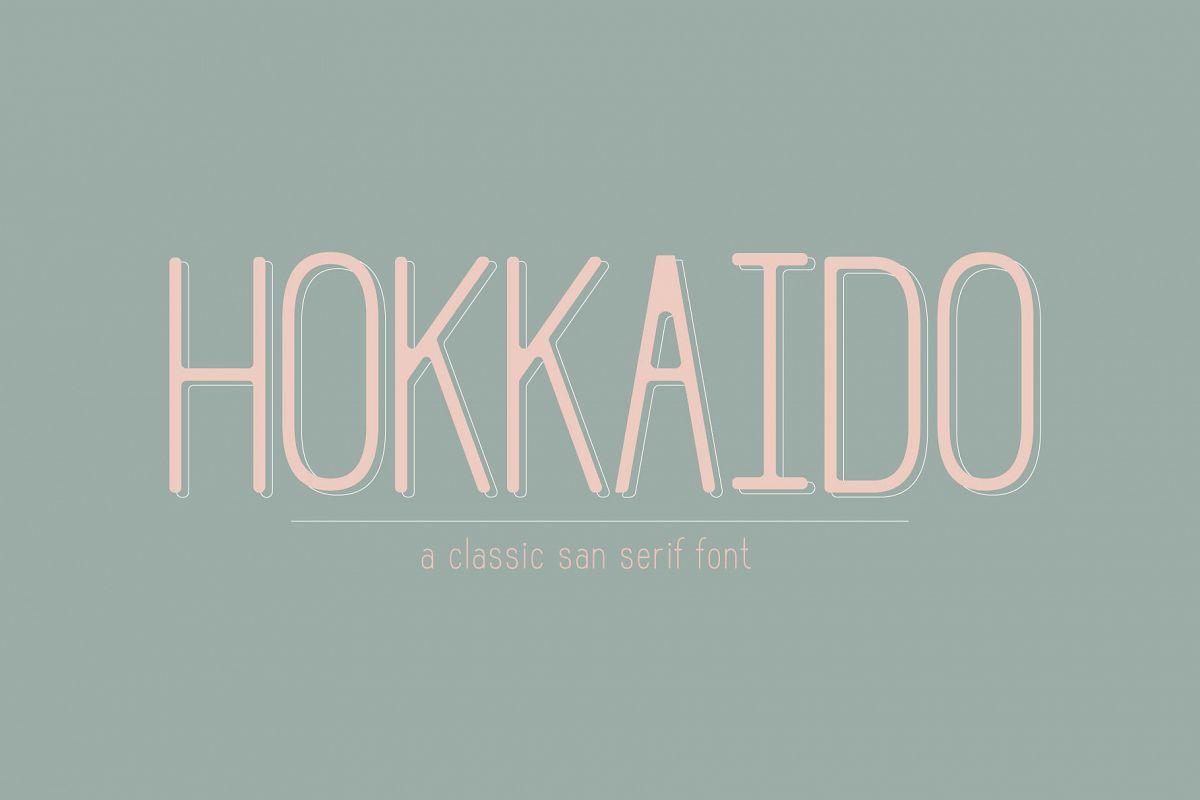 Hokkaido example image 1