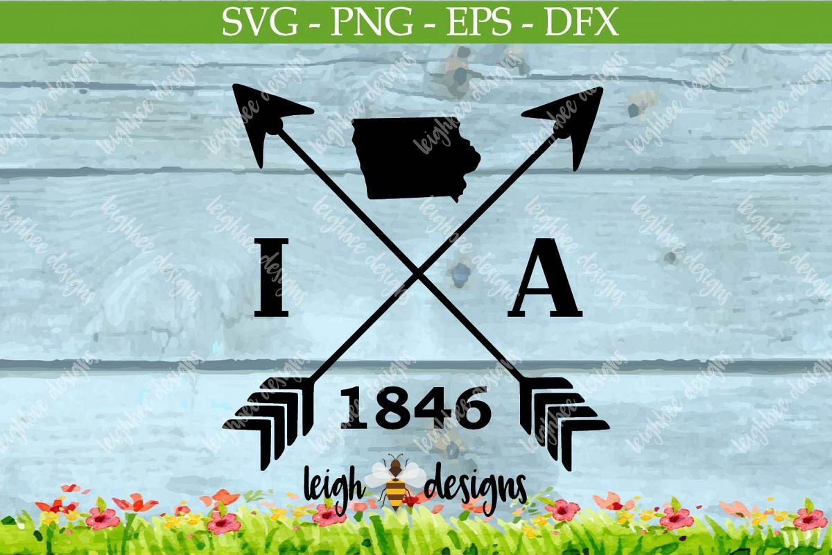 Arrow Iowa 1846 example image 1