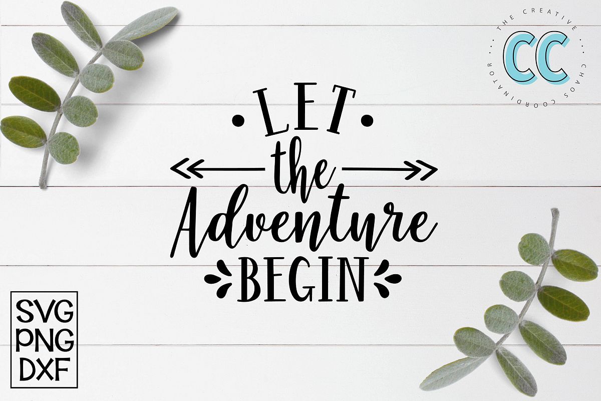 Let The Adventure Begin example image 1