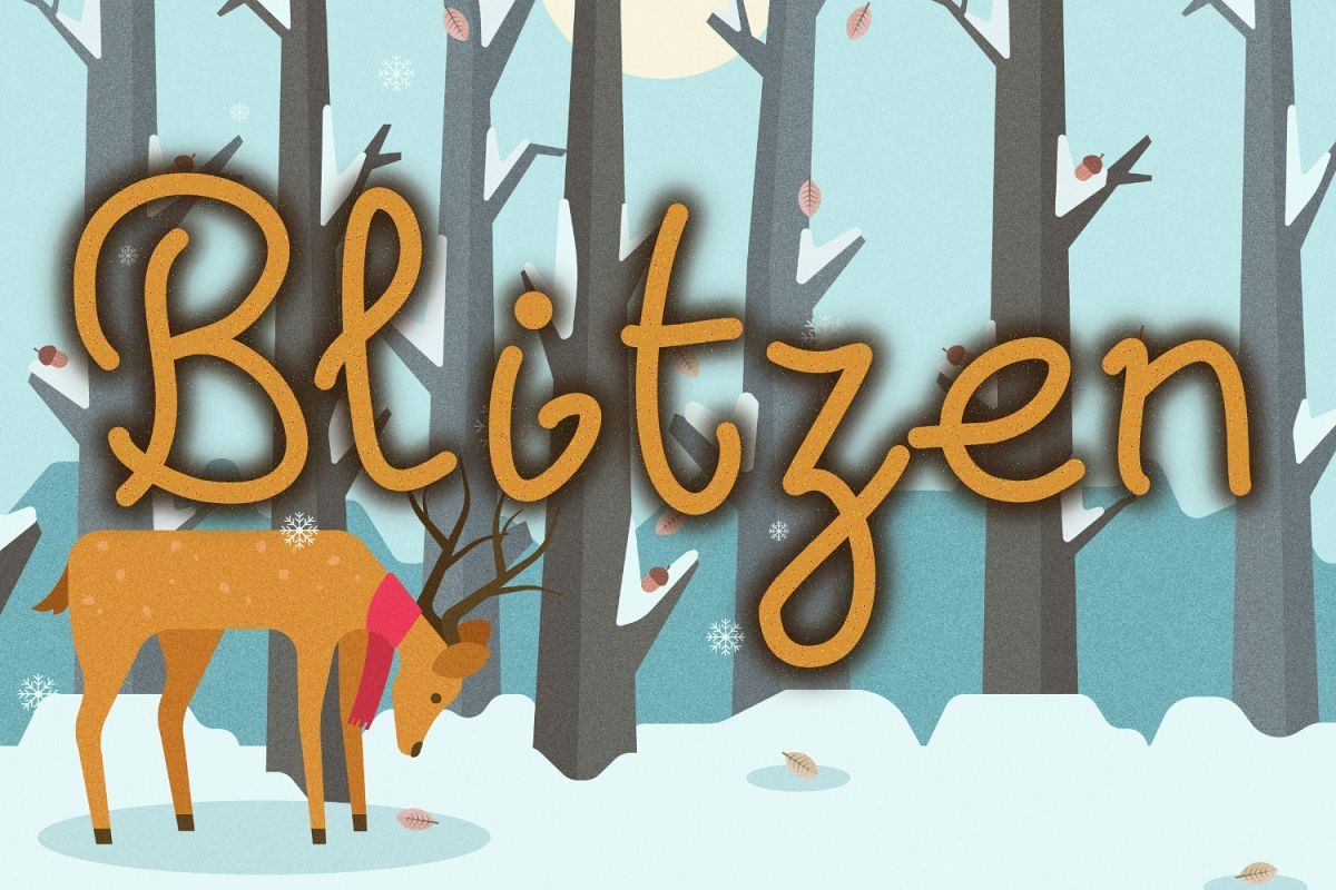 Blitzen  example image 1
