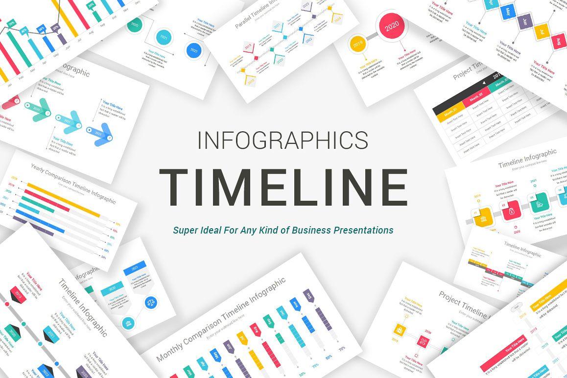 Timeline Google Slides Template