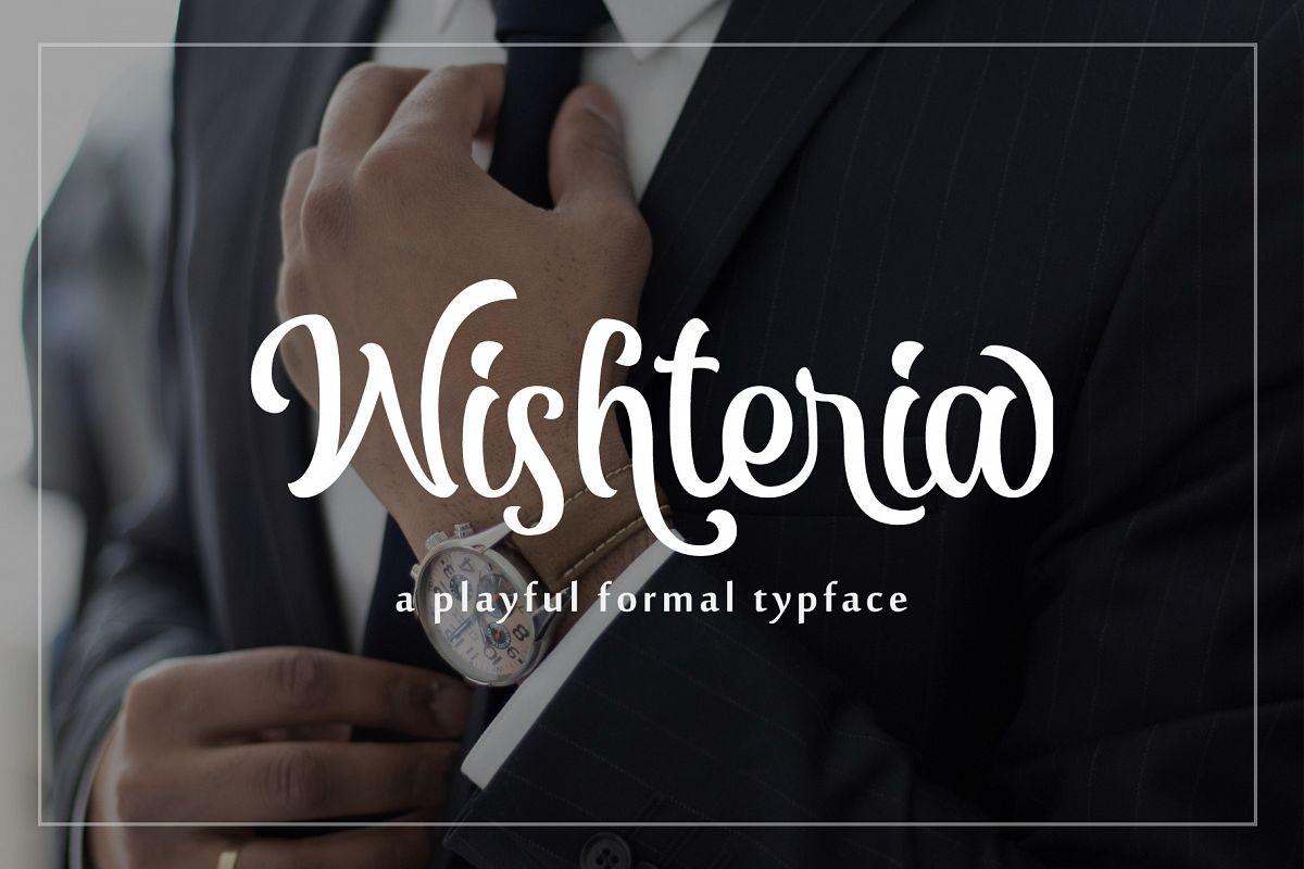 Wishteria example image 1