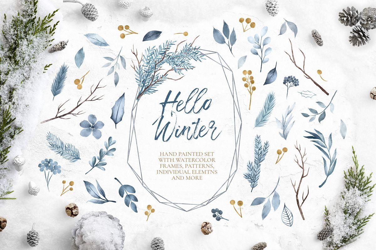 Hello Winter example image 1