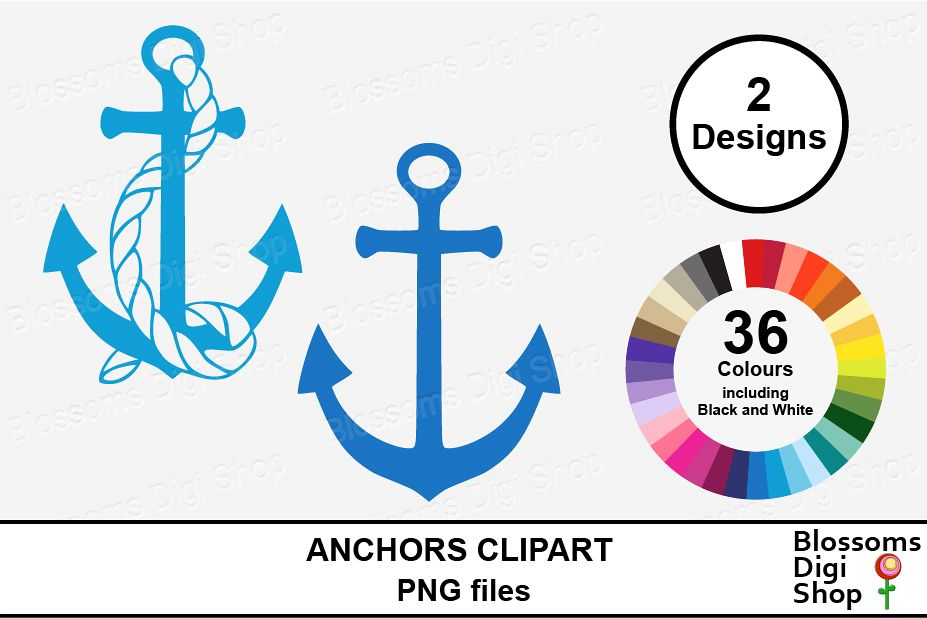 Anchor Clipart example image 1