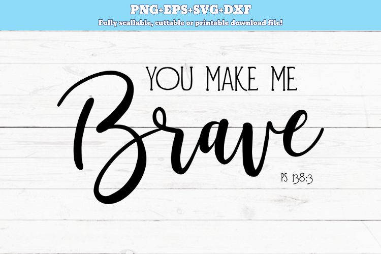 SVG PNG DXF Bible verse svg, Psalm quote, Christian svg