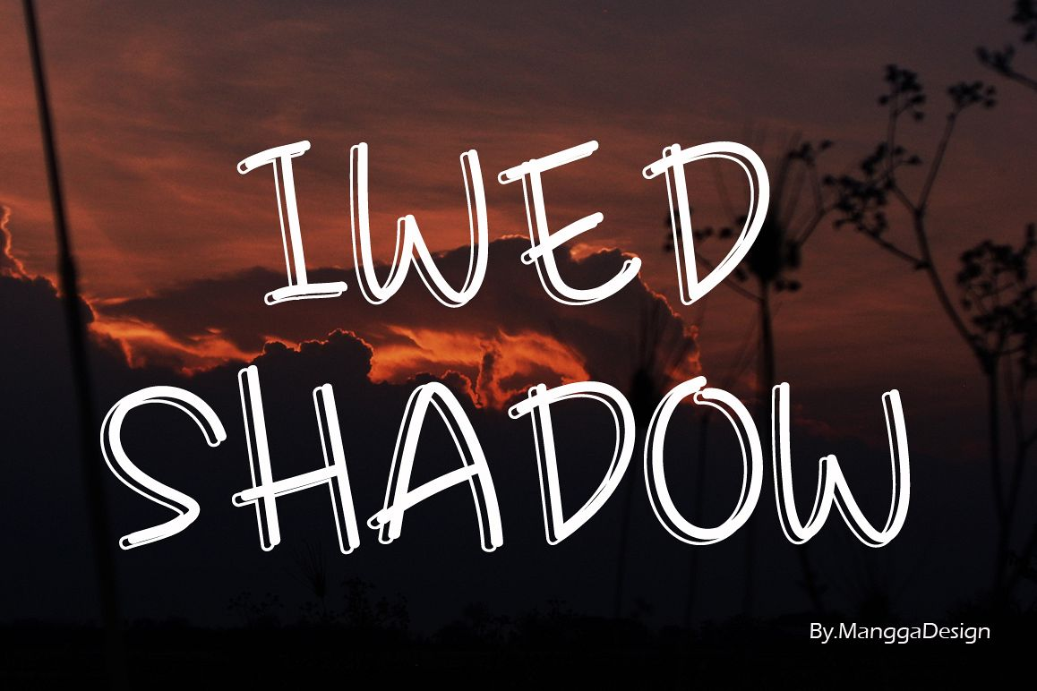 Iwed Shadow example image 1