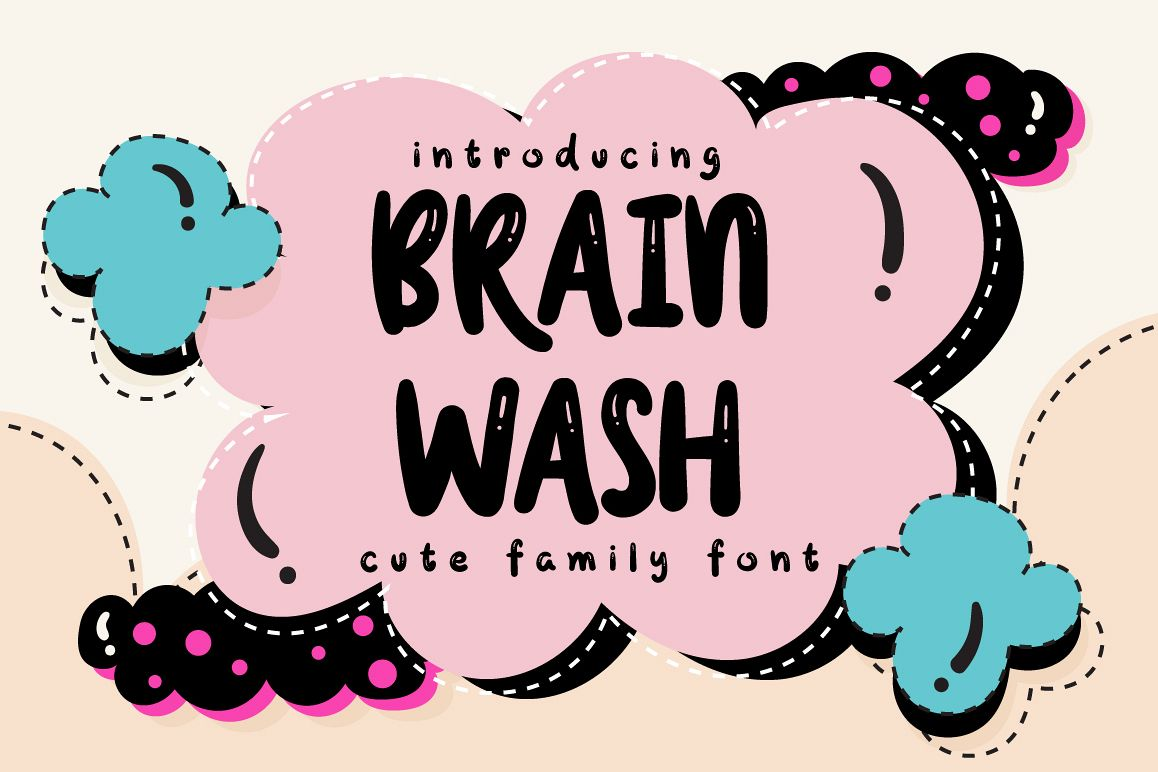 Brain Wash  example image 1