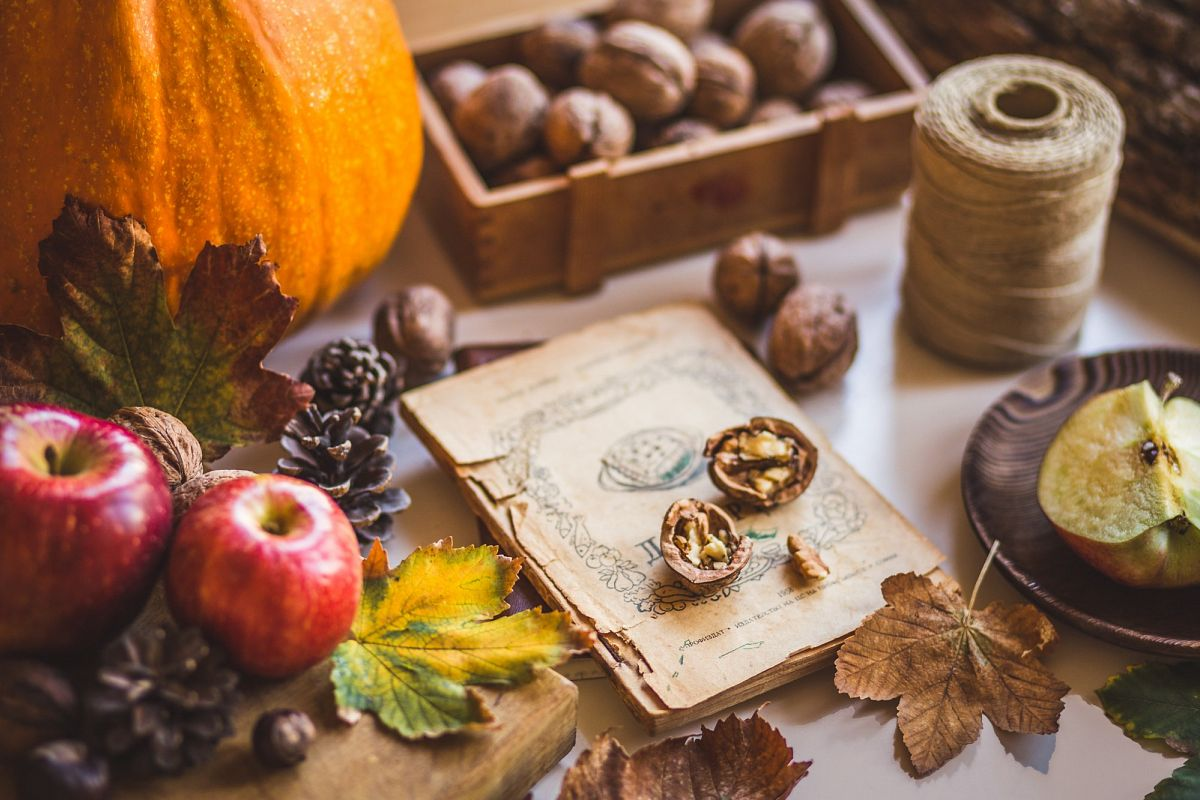 Pumpkin, Apples and Nuts example image 1