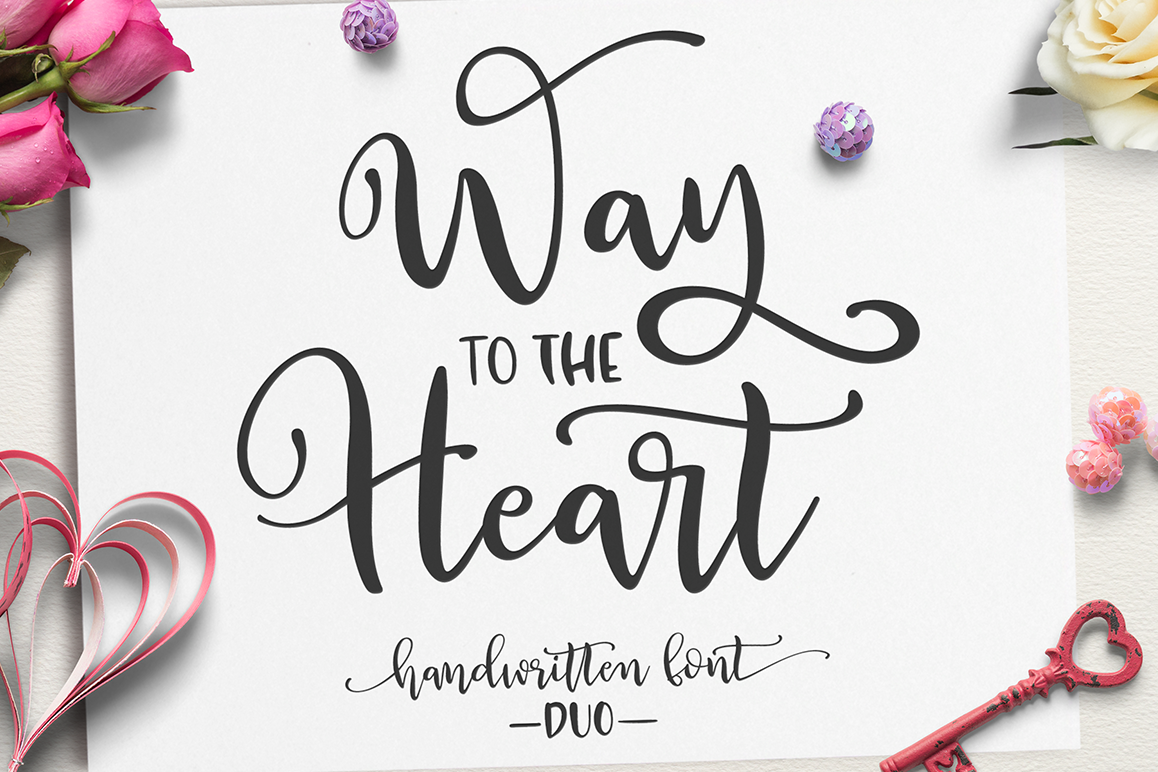 Way to the Heart example image 1
