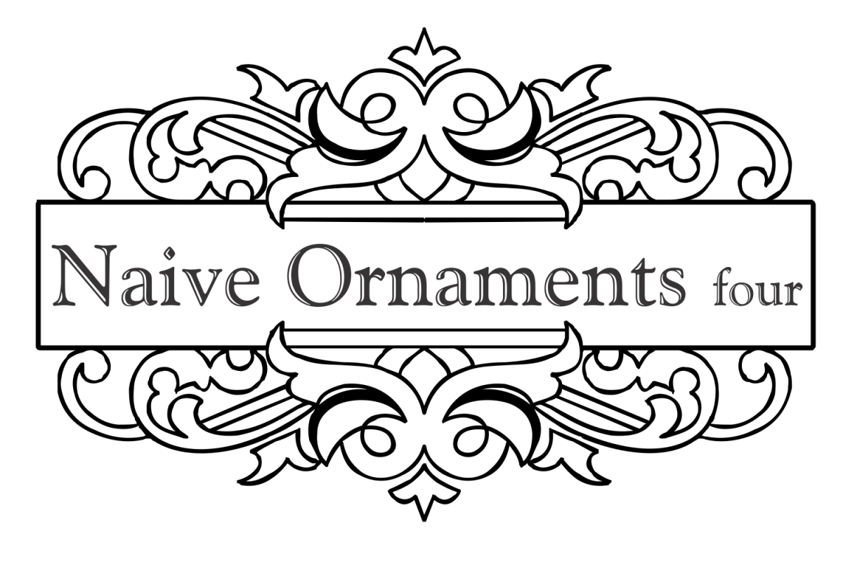 Naive Ornaments Four example image 1