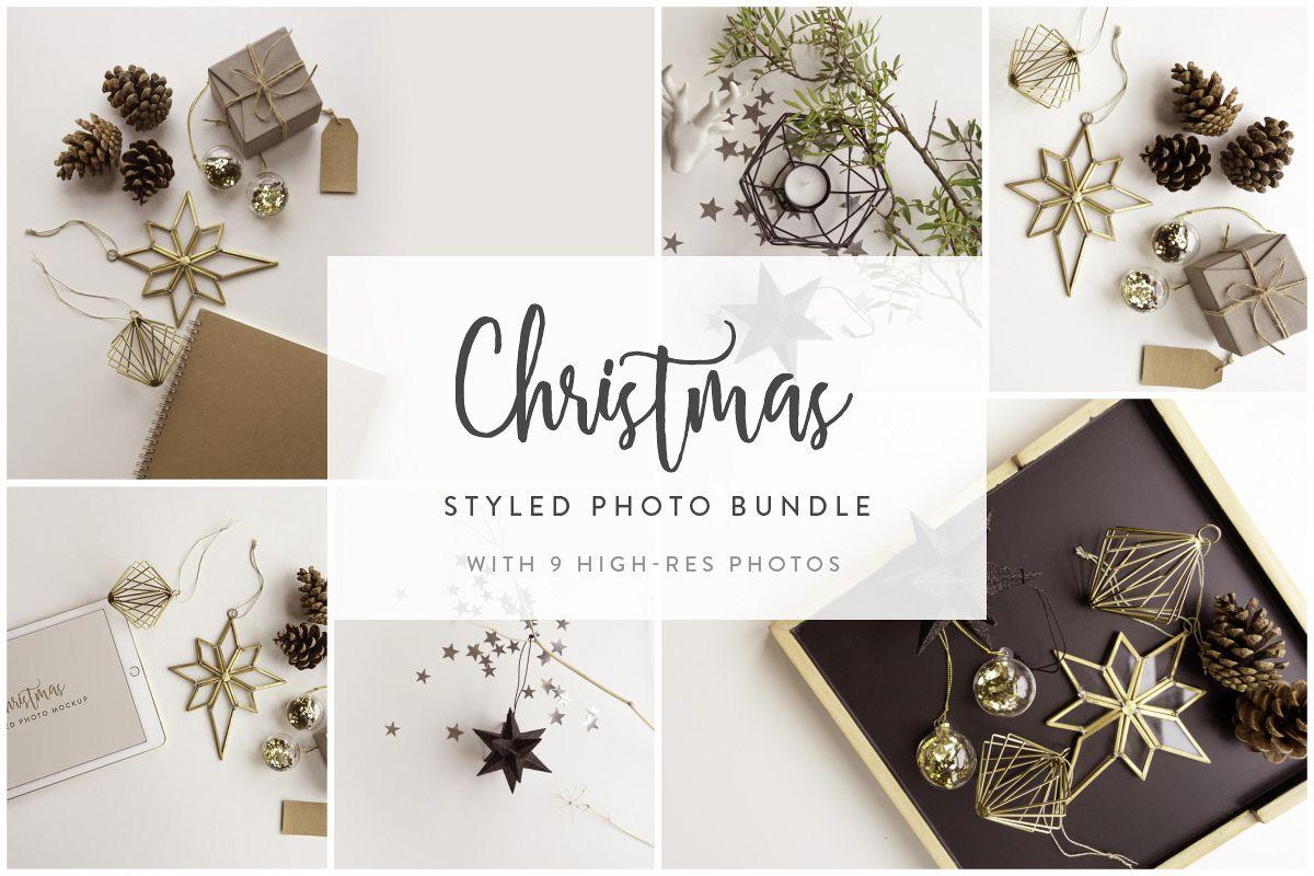 Christmas Styled Photo&Mockup #01 example image 1