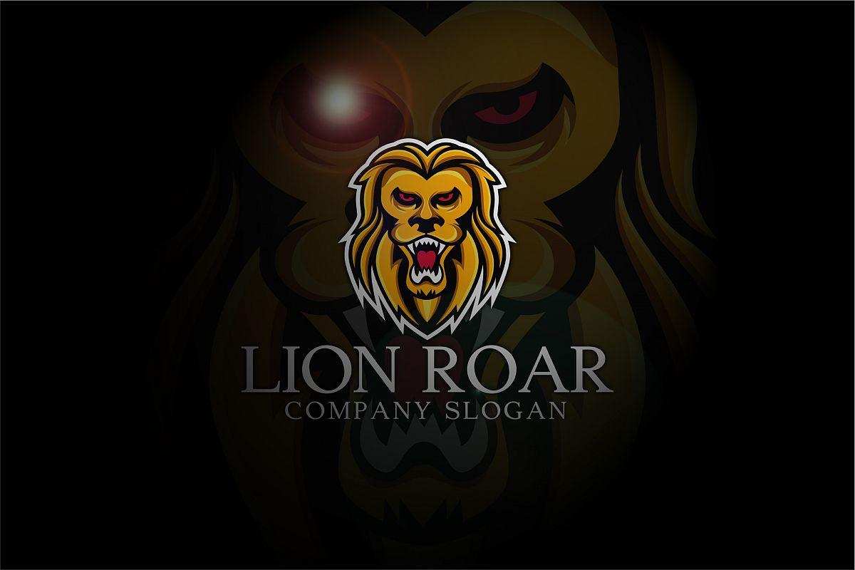 LION ROAR LOGO example image 1