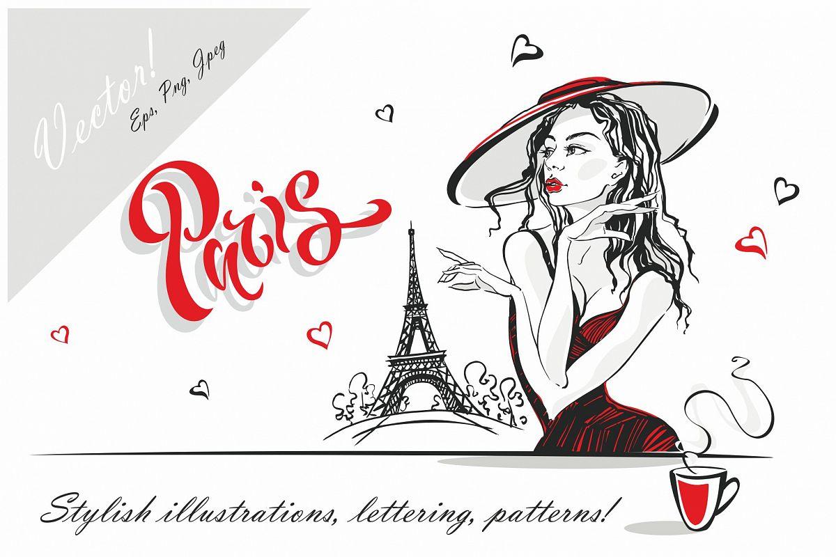 I love Paris. example image 1