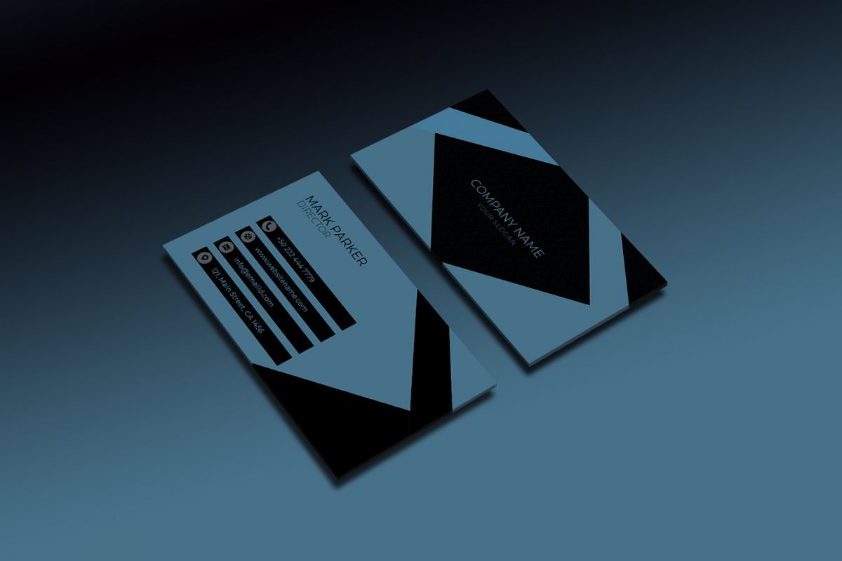 Professional Business card  for everyone example image 1