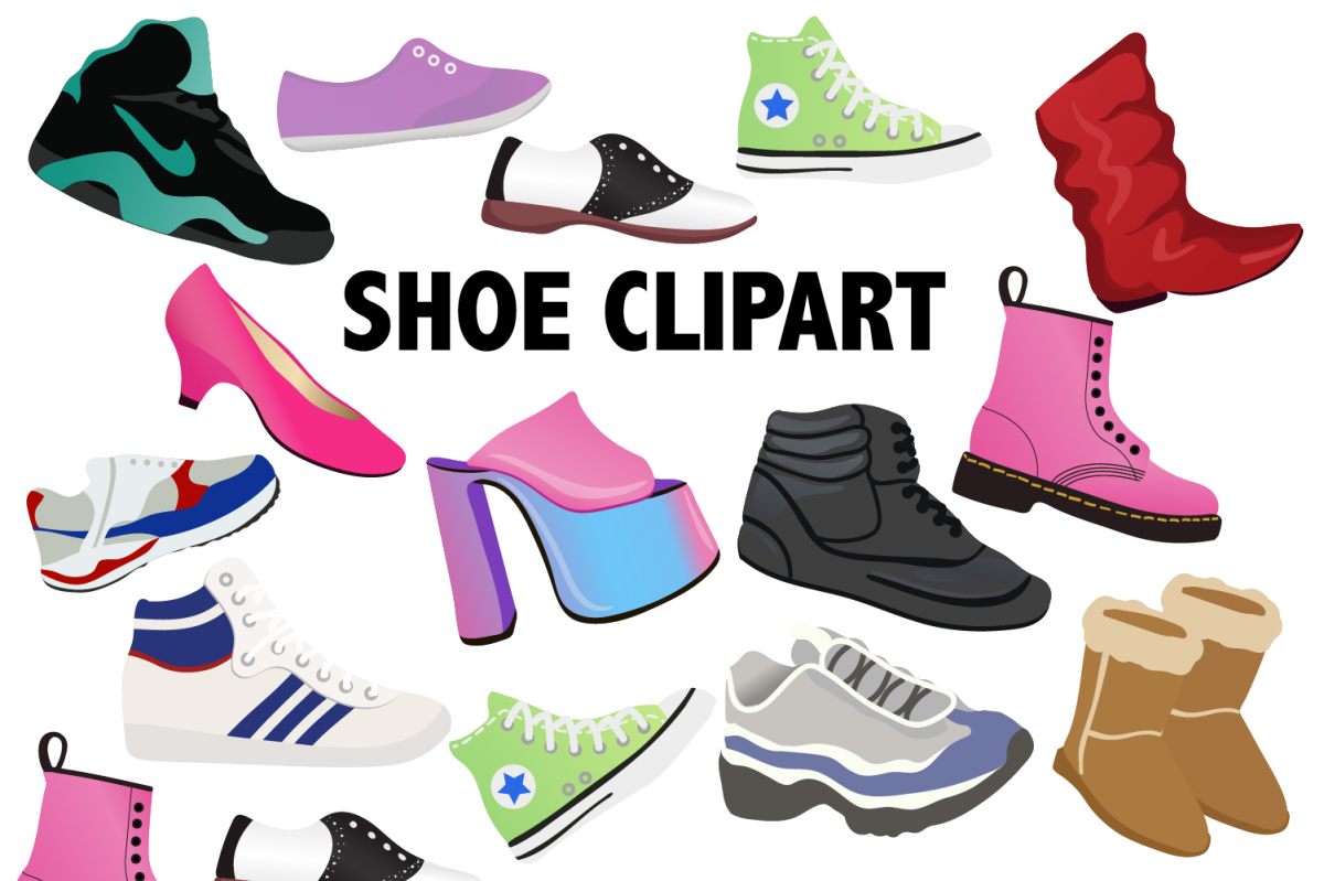 Shoe Clipart example image 1