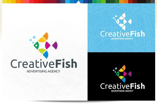 Creative Fish example image 1