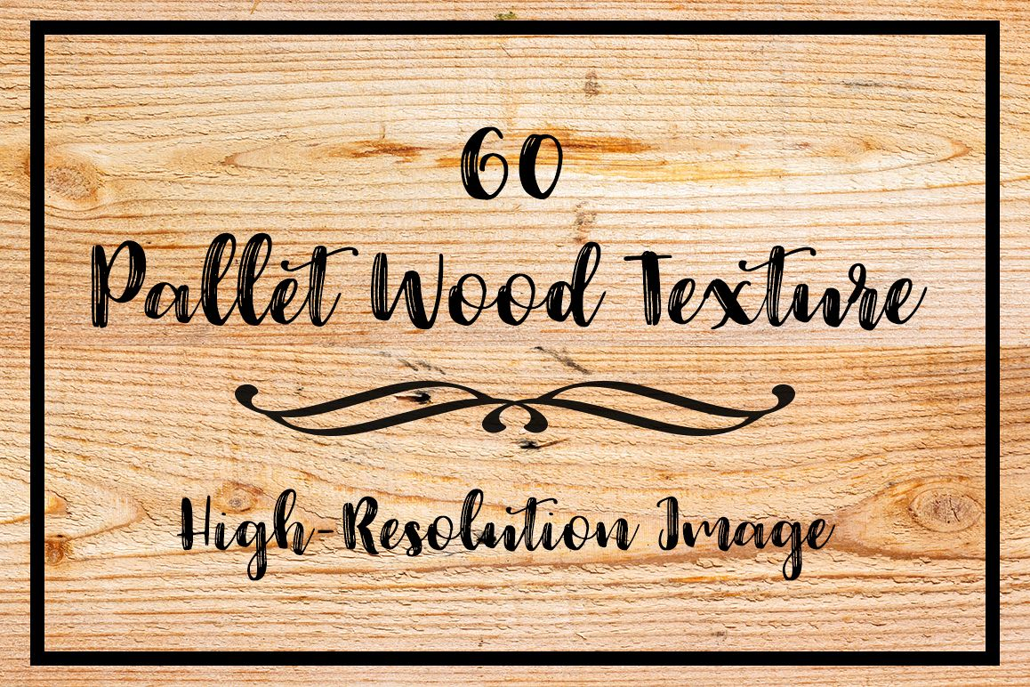 60 Pallet Wood Texture Background example image 1