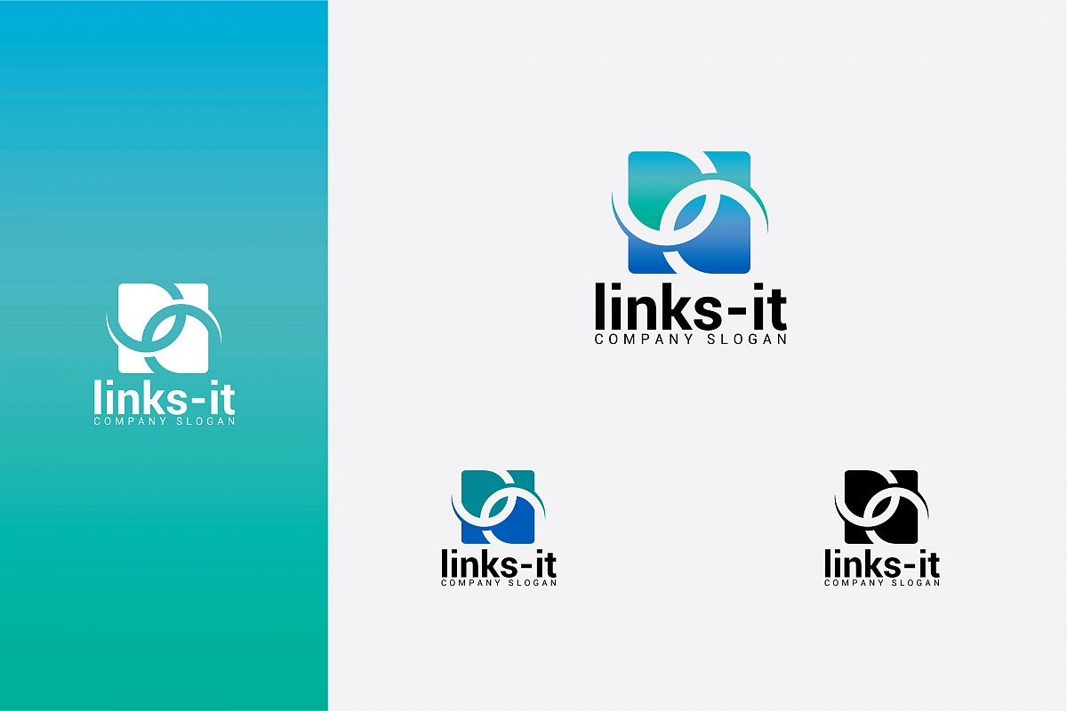 link it logo example image 1