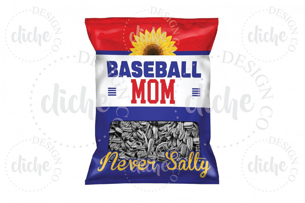 Baseball Sublimation Design example image 1