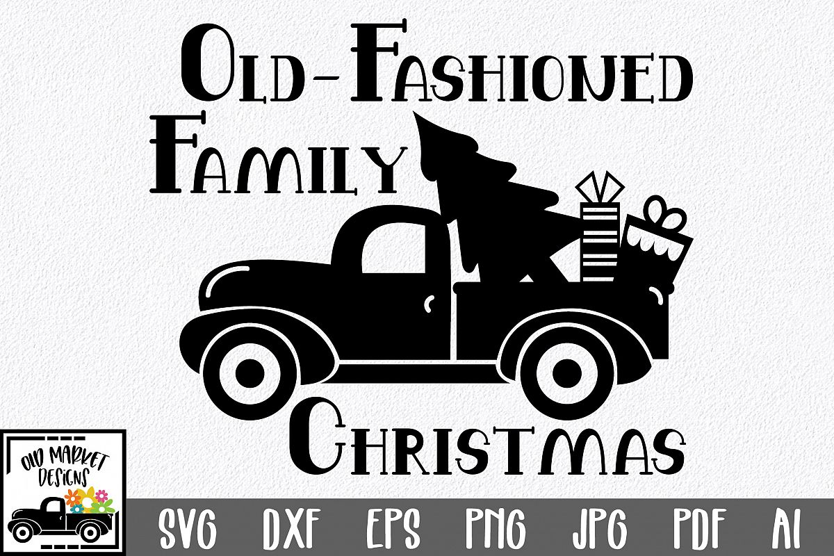 Christmas SVG Cut File - Family Christmas SVG DXF PNG EPS example image 1