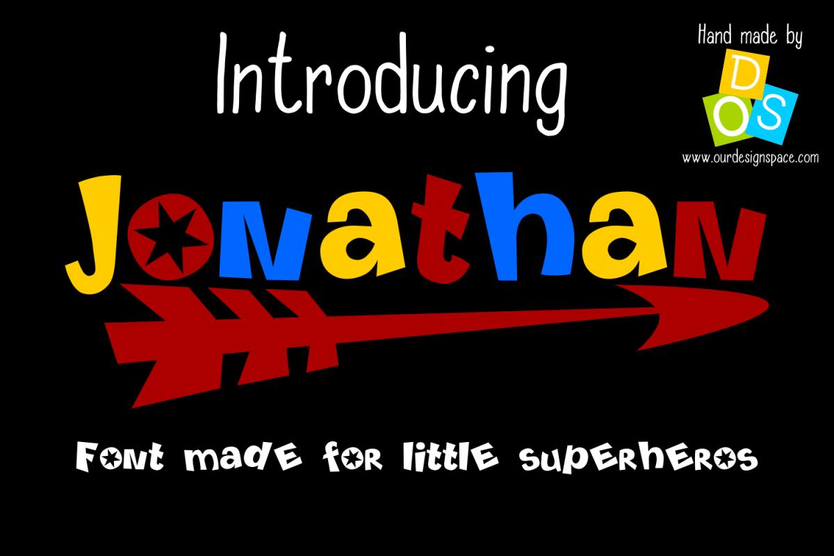 Jonathan example image 1