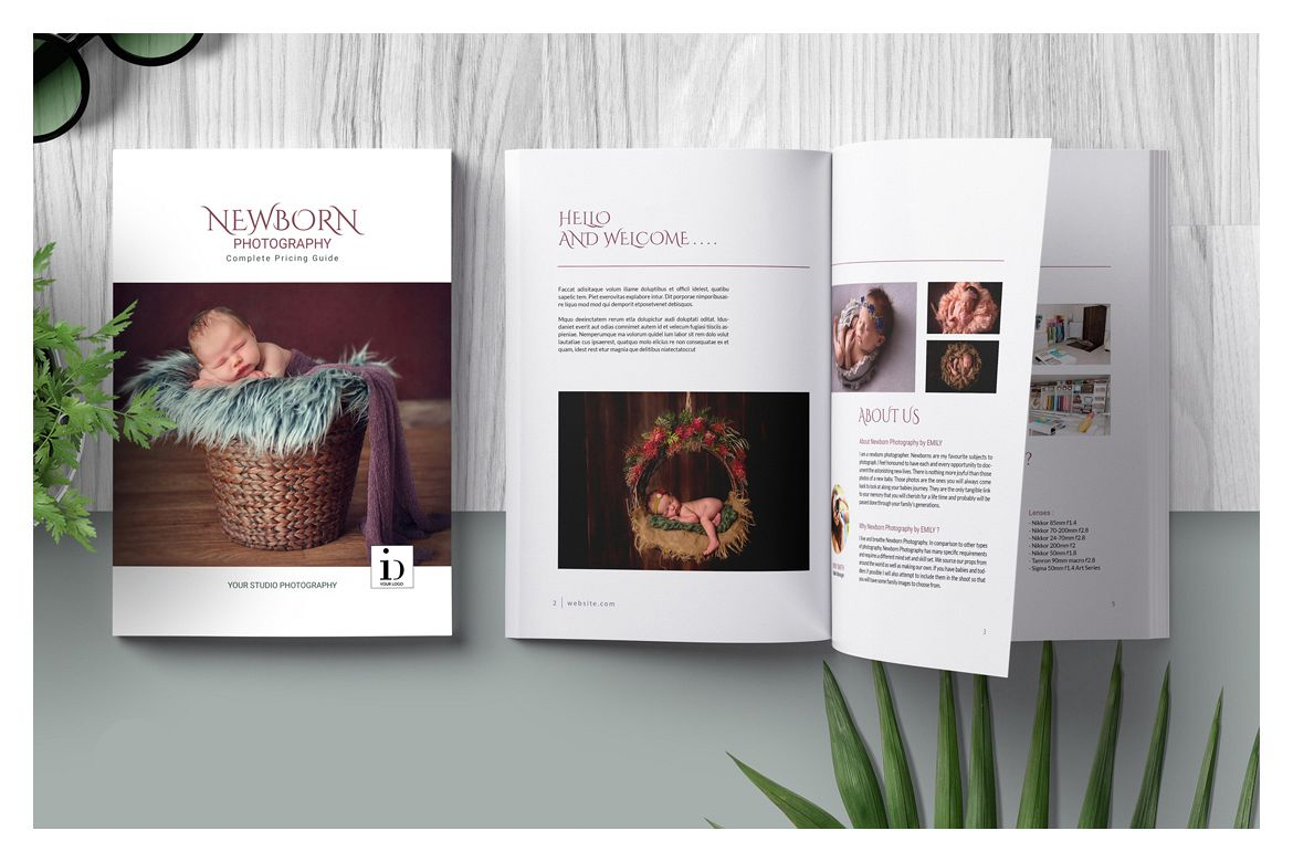 311ad0119bb Newborn Photography Complete Pricing Guide example image 1