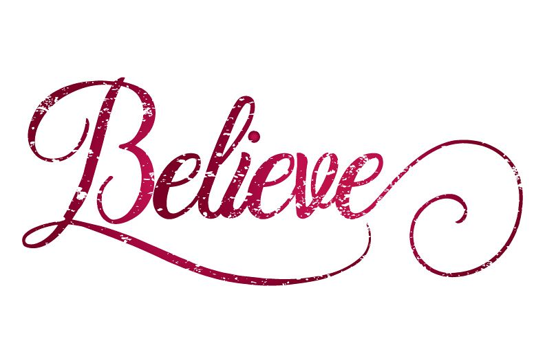 Believe Instant Download Believe Christmas SVG, Believe Svg,Believe Cut Files Svg,Believe, Silhouette,Cricut  example image 1