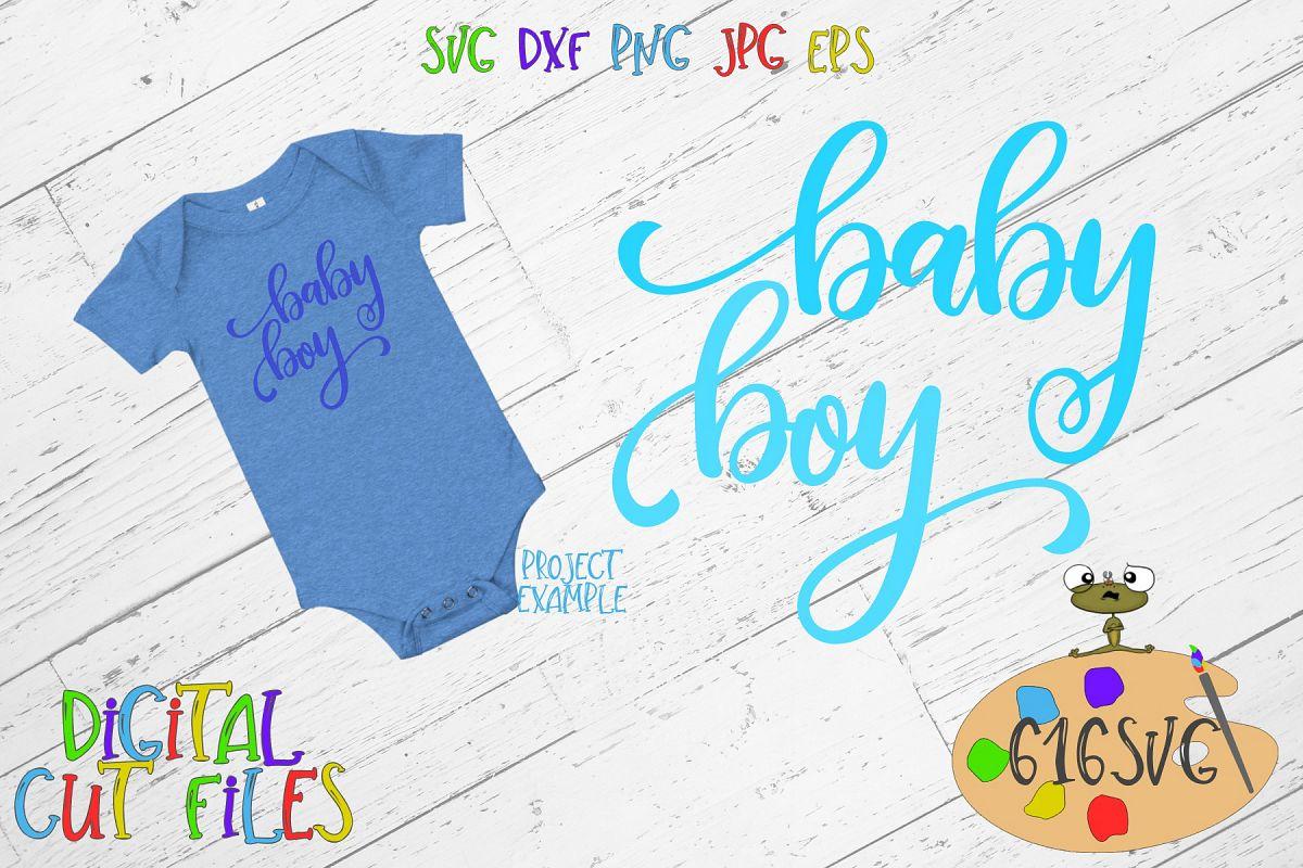 Baby Boy SVG example image 1