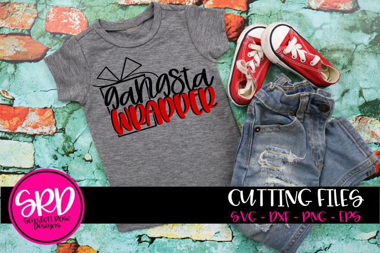 Gangsta Wrapper SVG example image 1
