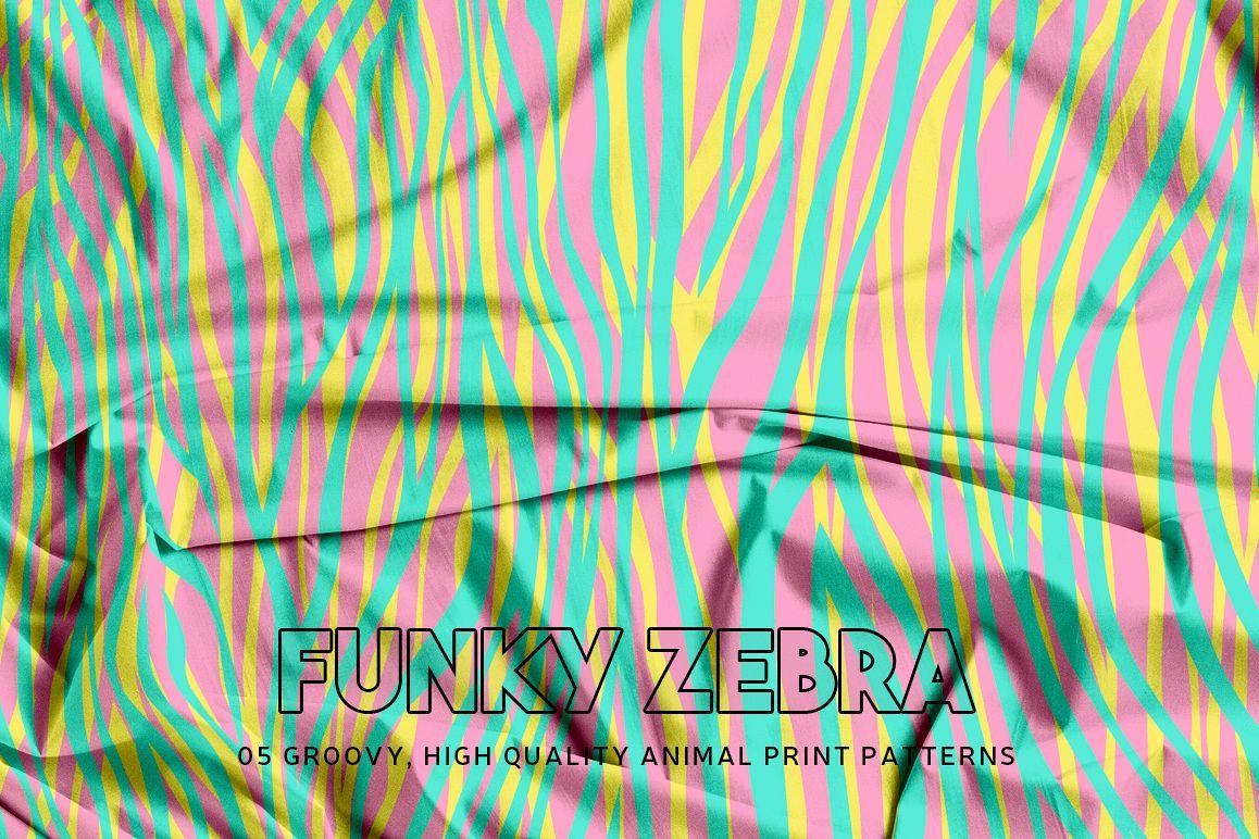 Funky Zebra example image 1